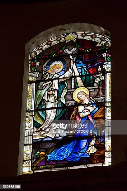 Church window, Santo Domingo, Dominican Republic