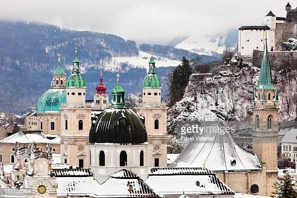 Kirchen in Salzburg