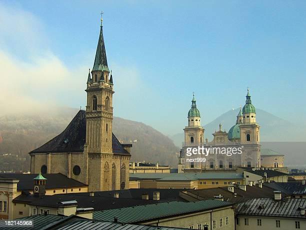 Kirchen von Salzburg