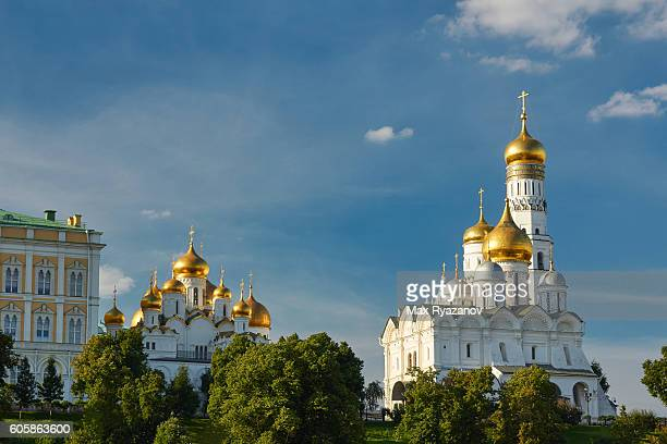 Churches of the Moscow Kremlin