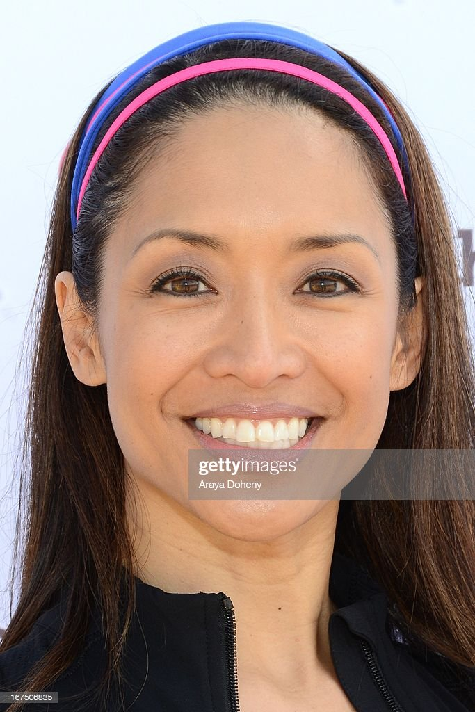 Chuti Tiu attends the annual Jamba FiTrends Expo featuring Olympian and tennis star Venus Williams on April 25, 2013 in Santa Monica, California.