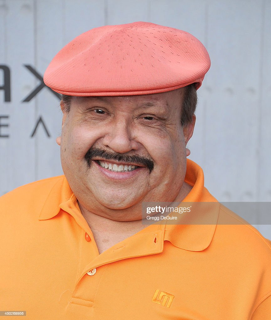 Chuy Bravo arrives at Spike TV's 'Guys Choice' Awards at Sony Studios on June 7, 2014 in Los Angeles, California.