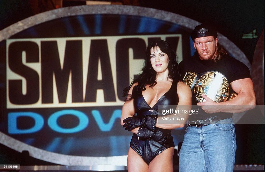 Chyna And Hhh In Wwf Smackdown Photo Wwf Ent