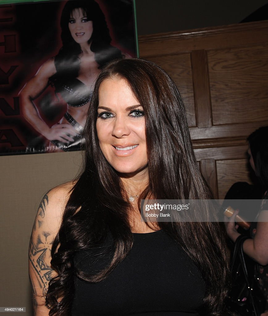 Chyna attends the Chiller Theatre Expo - Day 1 at Sheraton Parsippany Hotel on October 23, 2015 in Parsippany, New Jersey.