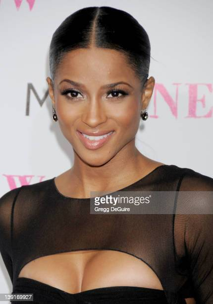Ciara arrives at The Museum Of Contemporary Art Los Angeles as it celebrates the 30th Anniversary of the Museum on November 14 2009 in Los Angeles...