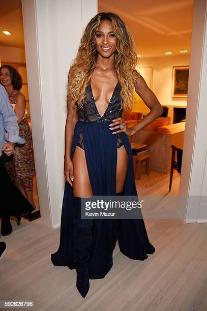 Ciara attends Apollo in the Hamptons 2016 at The Creeks on August 20 2016 in East Hampton New York