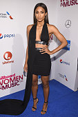 Ciara attends Billboard's 10th Annual Women In Music at Cipriani 42nd Street on December 11 2015 in New York City