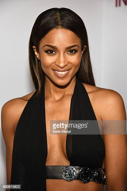 Ciara attends Billboard's 10th Annual Women In Music on Lifetime at Cipriani 42nd Street on December 11 2015 in New York City