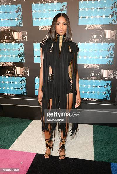 Ciara attends the 2015 MTV Video Music Awards at Microsoft Theater on August 30 2015 in Los Angeles California