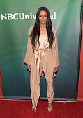 Ciara attends the 2015 NBCUniversal Summer Press Day at the Langham Hotel on April 2 2015 in Pasadena California