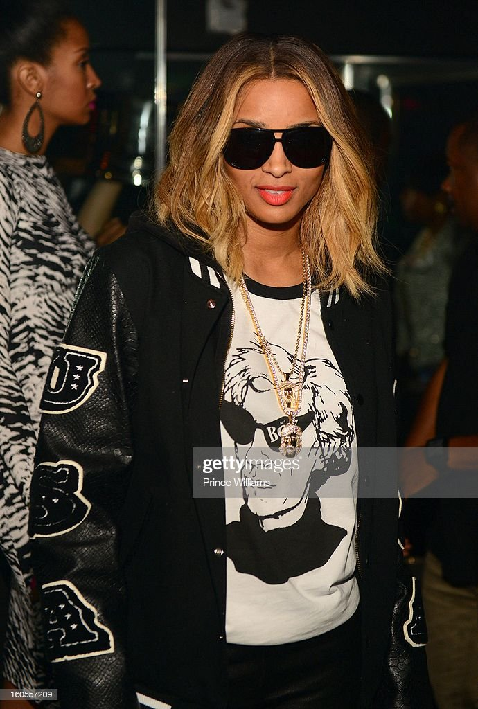 <a gi-track='captionPersonalityLinkClicked' href=/galleries/search?phrase=Ciara+-+Singer&family=editorial&specificpeople=11647122 ng-click='$event.stopPropagation()'>Ciara</a> attends the birthday celebration for Big Boi of Outkast at Club Reign on February 2, 2013 in Atlanta, Georgia.