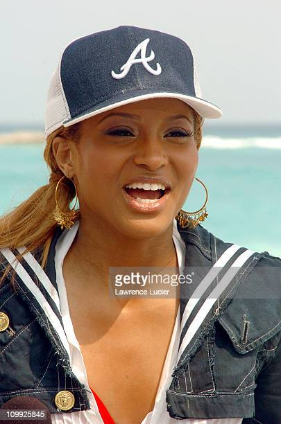 Ciara during MTV Spring Break 2005 March 9 2005 at The City in Cancun Quintana Roo Mexico