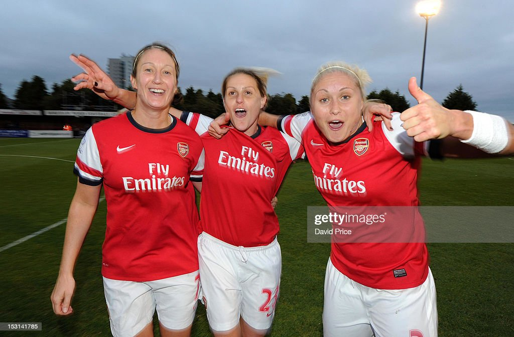 Arsenal Ladies FC v Doncaster Rovers Belles Ladies FC - The FA WSL
