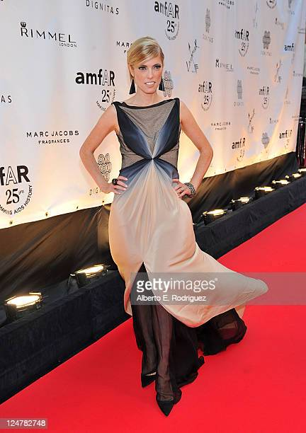 Ciara Hunt attends Cinema Against AIDS Toronto 2011 Benefitting amfAR and Dignitas at The Carlu on September 11 2011 in Toronto Canada
