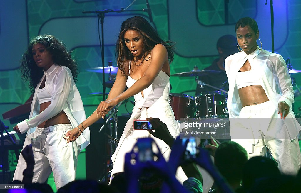 Ciara performs at Easy, Breezy, Brooklyn hosted by Becky G and presented by MTV and COVERGIRL at Music Hall of Williamsburg on August 22, 2013 in the Brooklyn borough of New York City.