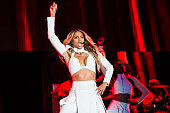 Ciara performs at the 2016 Essence Music Festival at the MercedesBenz Superdome on July 3 2016 in New Orleans Louisiana