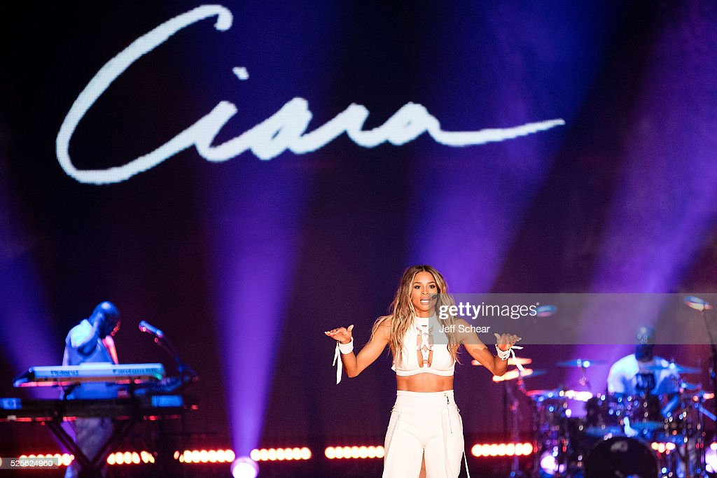 Ciara performs at WE Day Chicago at Allstate Arena on April 28, 2016 in Chicago, Illinois.