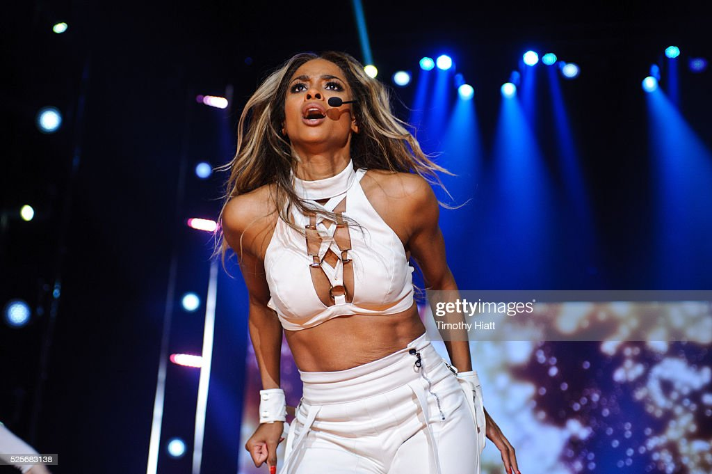 Ciara performs at WeDay in Illinois at Allstate Arena on April 28, 2016 in Chicago, Illinois.