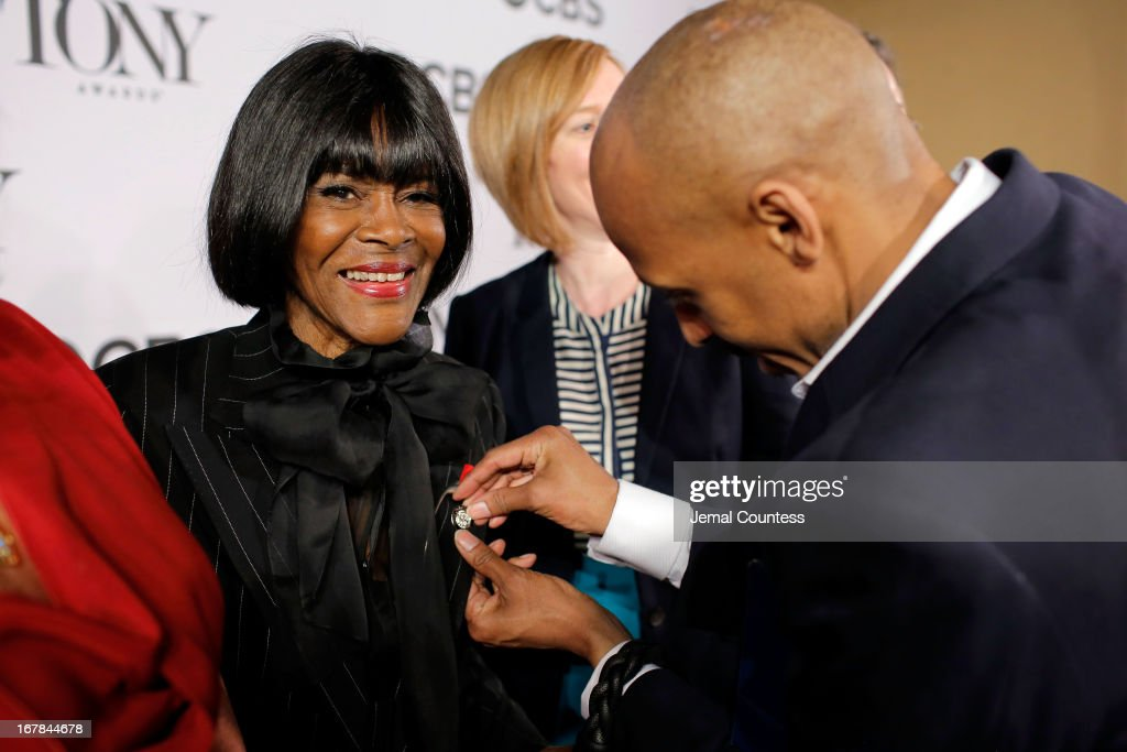 <a gi-track='captionPersonalityLinkClicked' href=/galleries/search?phrase=Cicely+Tyson&family=editorial&specificpeople=211450 ng-click='$event.stopPropagation()'>Cicely Tyson</a> attends the 2013 Tony Awards Meet The Nominees Press Reception on May 1, 2013 in New York City.
