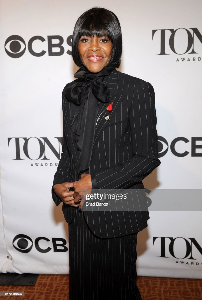 Cicely Tyson attends the 2013 Tony Awards Meet The Nominees Press Reception on May 1, 2013 in New York City.