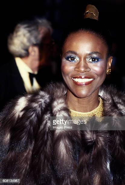 Cicely Tyson circa 1978 in Los Angeles California