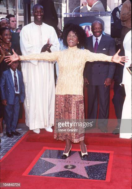Cicely Tyson during Cicely Tyson Honored with a Star on the Hollywood Walk of Fame at Hollywood Boulevard in Hollywood California United States