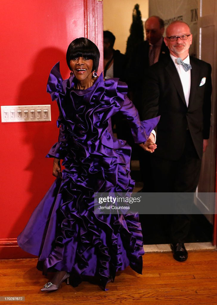 Cicely Tyson, winner of the award for Best Performance by a Leading Actress in a Play for 'The Trip to Bountiful', attends The 67th Annual Tony Awards Paramount Hotel Winners' Room at Radio City Music Hall on June 9, 2013 in New York City.