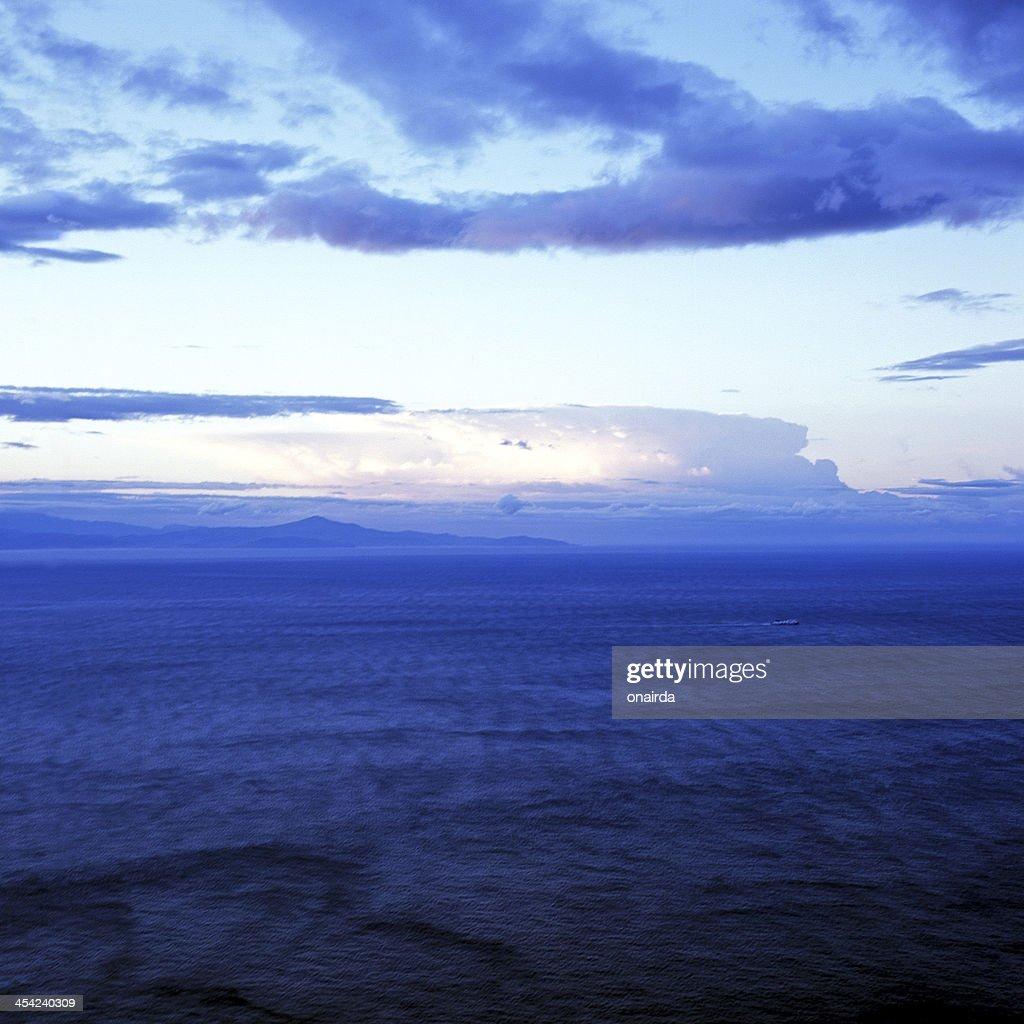 cielo e mare : Stock Photo