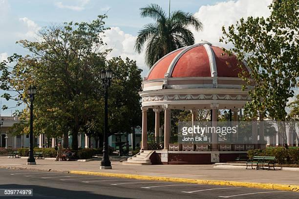Cienfuegos, Parque Jose Marti, Bandshell
