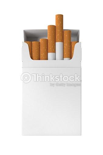 cigarette pack blank 20 sticks hard corner design template open
