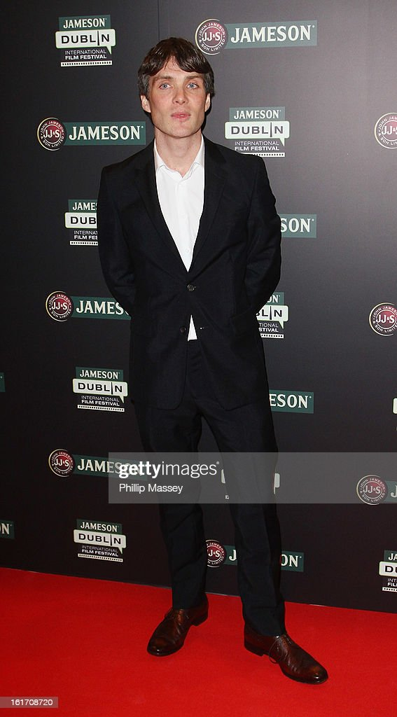 <a gi-track='captionPersonalityLinkClicked' href=/galleries/search?phrase=Cillian+Murphy&family=editorial&specificpeople=224782 ng-click='$event.stopPropagation()'>Cillian Murphy</a> attends a Gala Screening of 'Broken' as part of the Jameson International Film Festival at Savoy Cinema on February 14, 2013 in Dublin, Ireland.