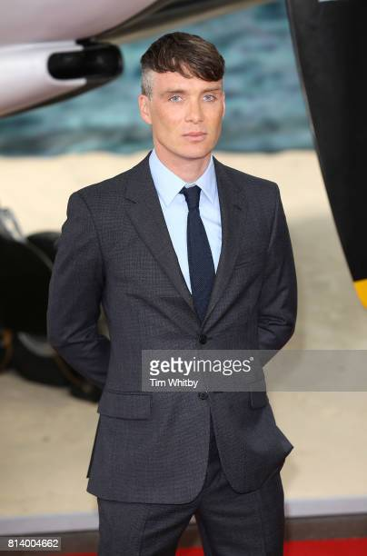 Cillian Murphy attends the 'Dunkirk' World Premiere at Odeon Leicester Square on July 13 2017 in London England