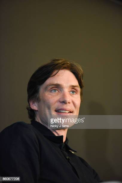 Cillian Murphy during an An Evening with Steven Knight and Cillian Murphy from Peaky Blinders at Esquire Townhouse with Dior at Carlton House Terrace...