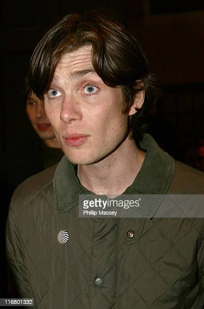 Cillian Murphy during Cillian Murphy Sighting in Dublin March 26 2007 in Dublin Ireland