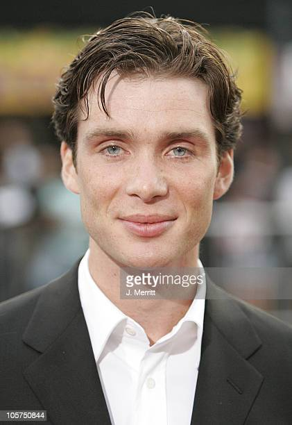 Cillian Murphy during 'Red Eye' Los Angeles Premiere Arrivals at Mann Bruin Theater in Westwood California United States