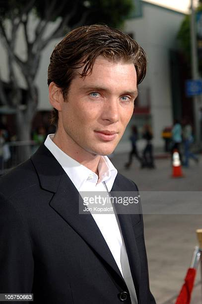 Cillian Murphy during 'Red Eye' Los Angeles Premiere Red Carpet at Mann Bruin Theater in Westwood California United States