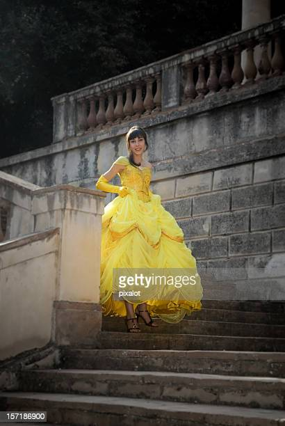 Cinderella on the Stairs III