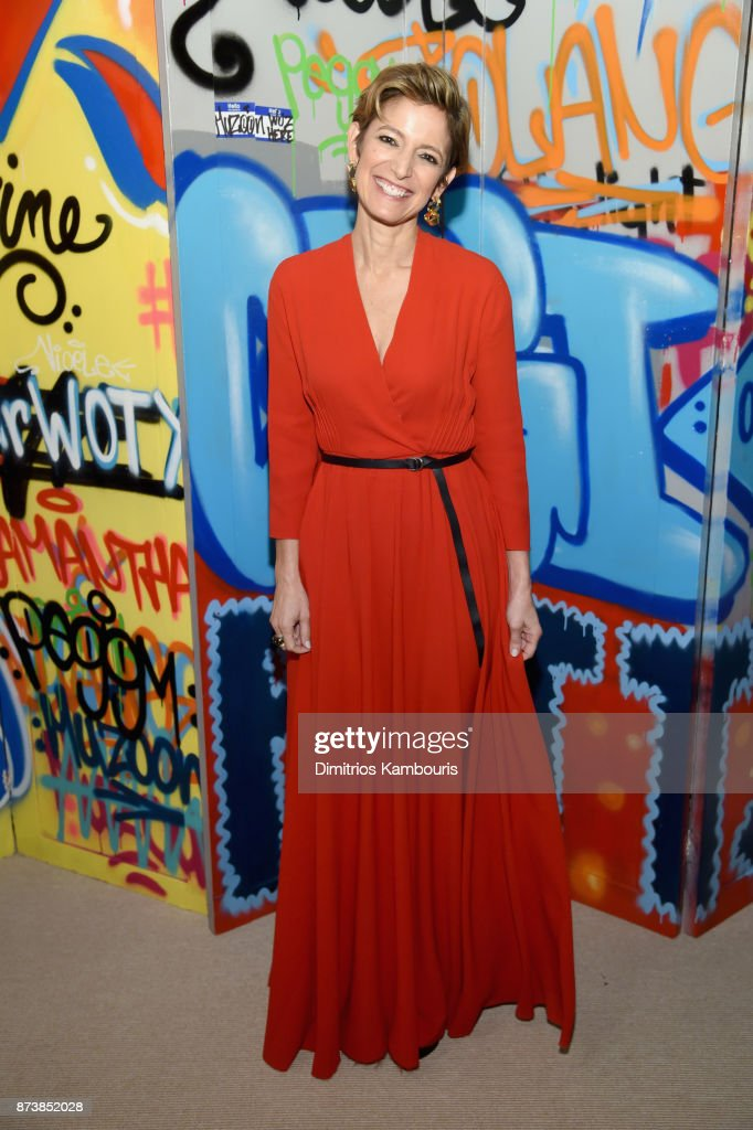 Cindi Leive attends Glamour's 2017 Women of The Year Awards at Kings Theatre on November 13, 2017 in Brooklyn, New York.