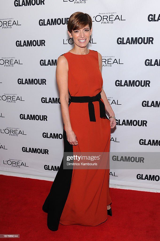 Cindi Leive attends Glamour's 23rd annual Women of the Year awards on November 11, 2013 in New York City.