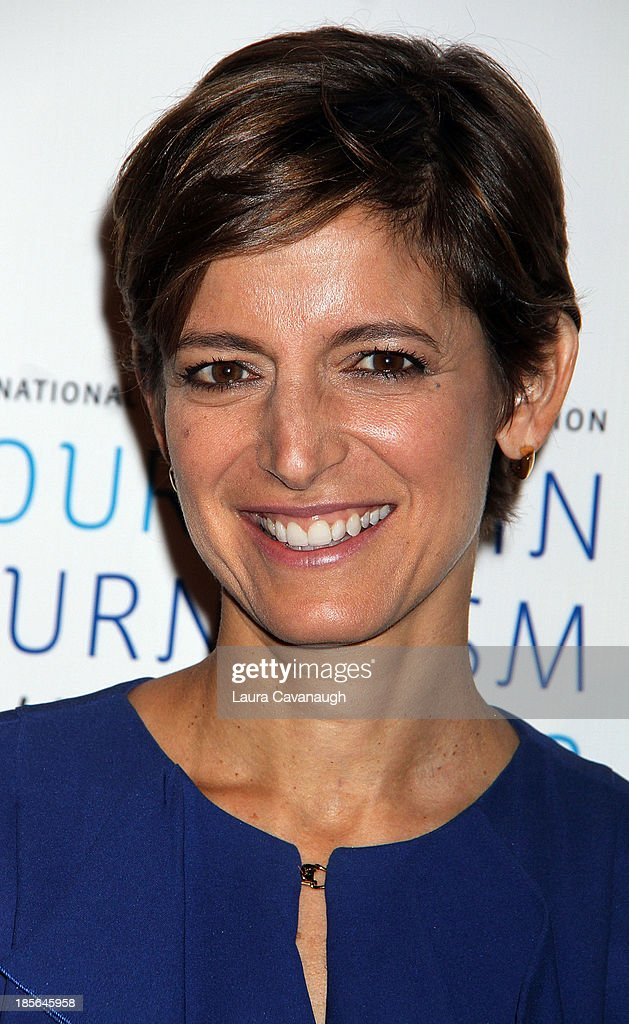 Cindi Leive attends the International Women's Media Foundation's 2013 Courage In Journalism awards at Cipriani 42nd Street on October 23, 2013 in New York City.