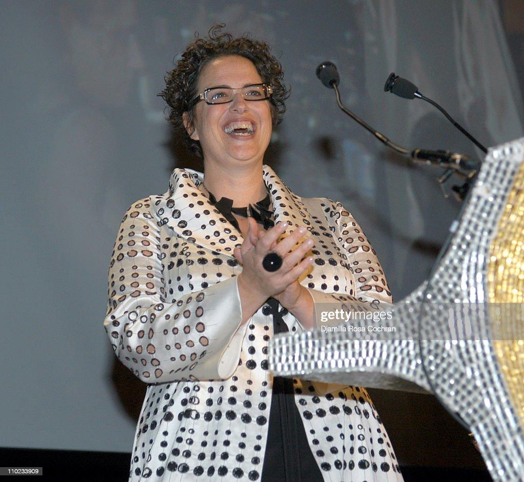 Cindy Allen During Interior Design Magazine Hall Of Fame At Waldorf Astoria Hotel In New York