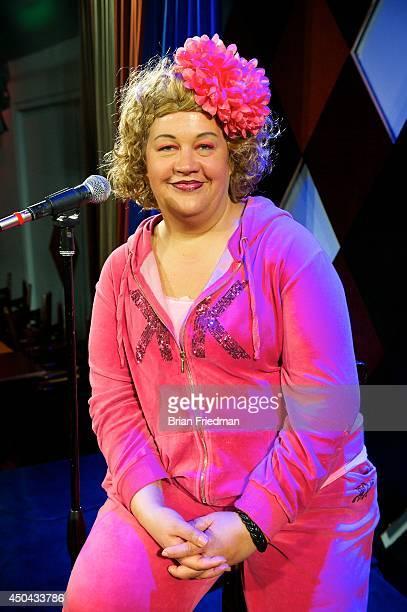Cindy aus Marzahn at Caroline's On Broadway on June 10 2014 in New York City