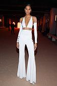 Balmain : Front Row - Paris Fashion Week Womenswear...