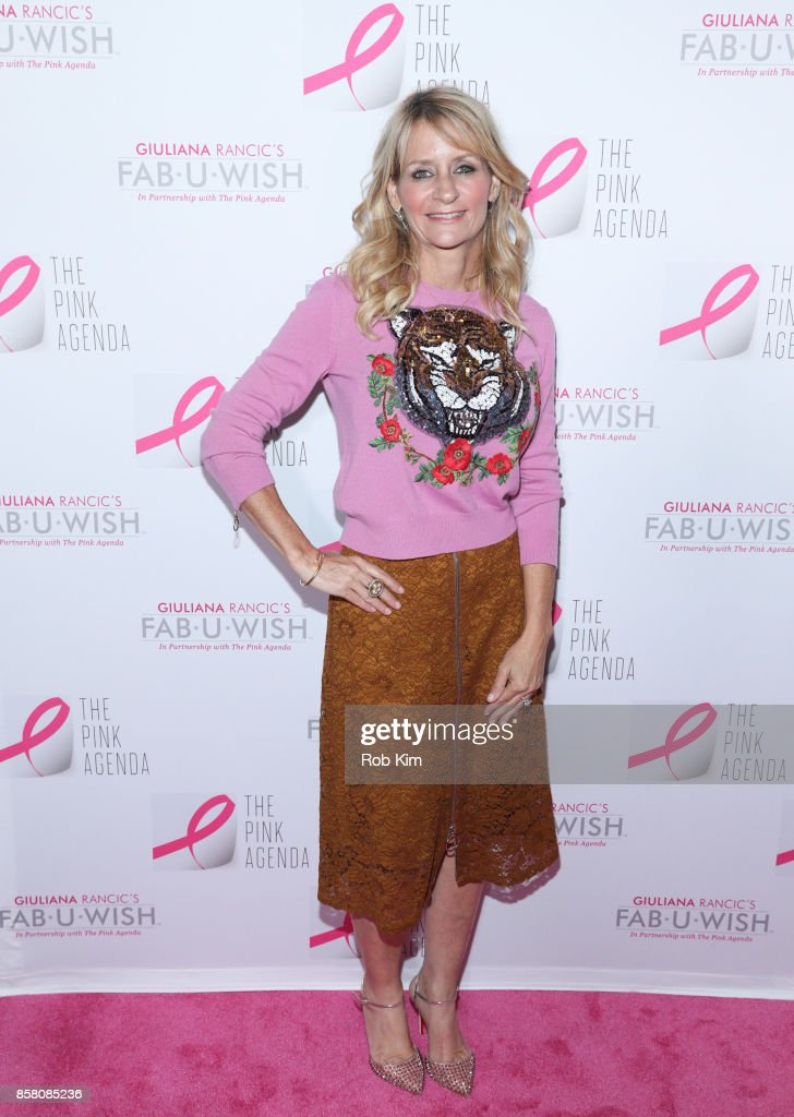 Cindy Citrone attends The Pink Agenda 10th Annual Gala at Three Sixty Degrees on October 5, 2017 in New York City.