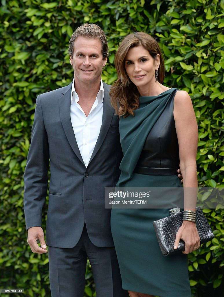 <a gi-track='captionPersonalityLinkClicked' href=/galleries/search?phrase=Cindy+Crawford&family=editorial&specificpeople=202842 ng-click='$event.stopPropagation()'>Cindy Crawford</a> and <a gi-track='captionPersonalityLinkClicked' href=/galleries/search?phrase=Rande+Gerber&family=editorial&specificpeople=549565 ng-click='$event.stopPropagation()'>Rande Gerber</a> attend the CHANEL Dinner For NRDC 'A Celebration Of Art, Nature And Technology' held at a private residence on May 31, 2013 in Los Angeles, California.