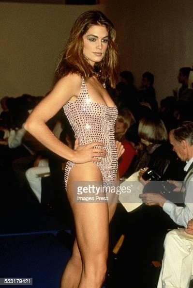 Cindy Crawford circa 1992 in New York City