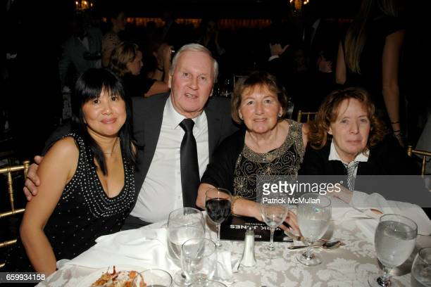 Cindy Jones Brian Jones Margaret Jones and Glynnis Murray attend Tribeca Film Institute Benefit Screening of Everybody's Fine Party at Tavern on the...
