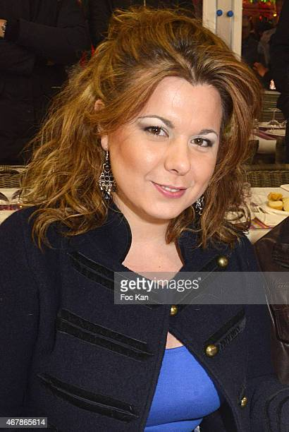 Cindy Lopes attends 'La Foire du Trone 2015' Launch Party At Pelouse De Reuilly in Benefit of Le Secours Populaire Association on March 27 2015 in...