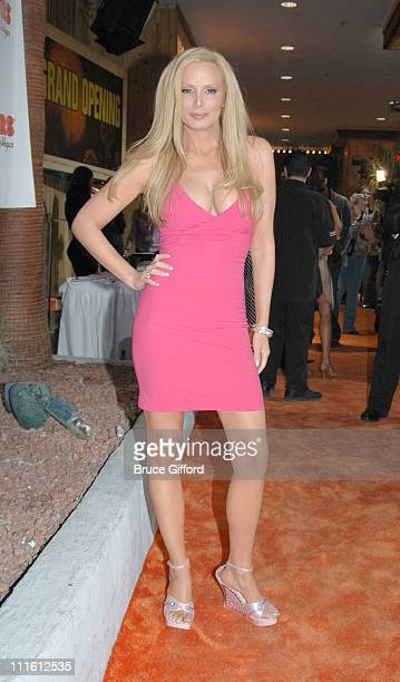 Cindy Margolis during The Grand Opening of The First Hooters Casino Hotel at Hooters Casino Hotel in Las Vegas Nevada United States