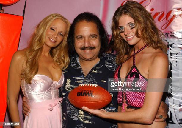 Cindy Margolis Ron Jeremy and Trishelle Cannatella
